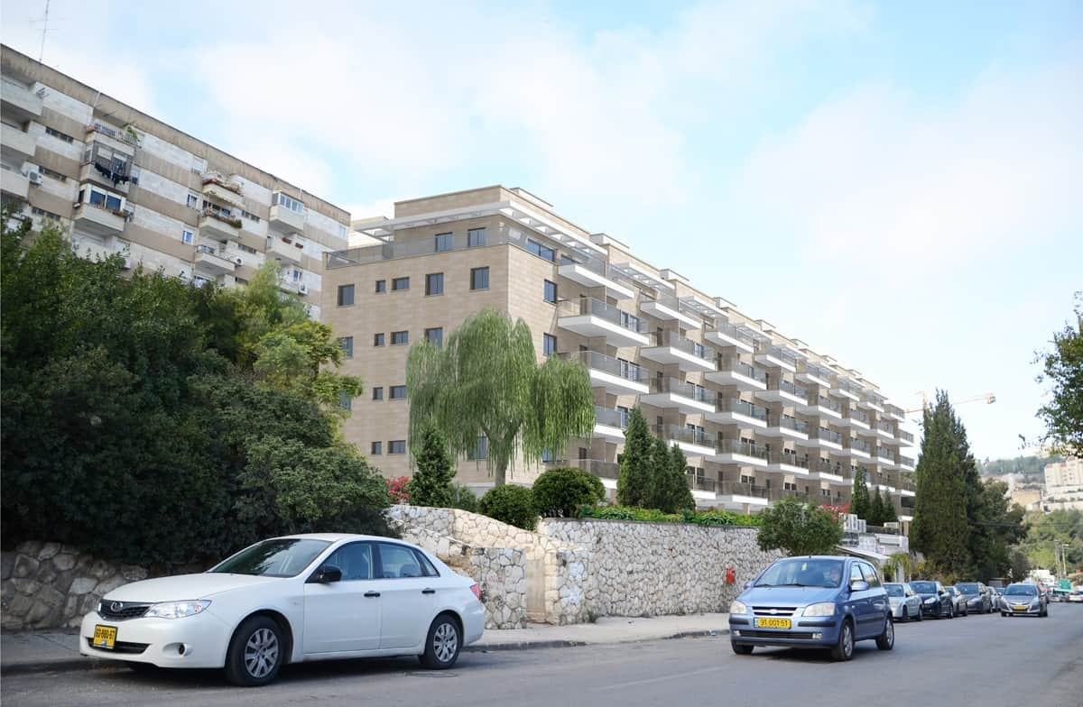Bolivia 4, Jerusalem - After implementation of Tama 38 project