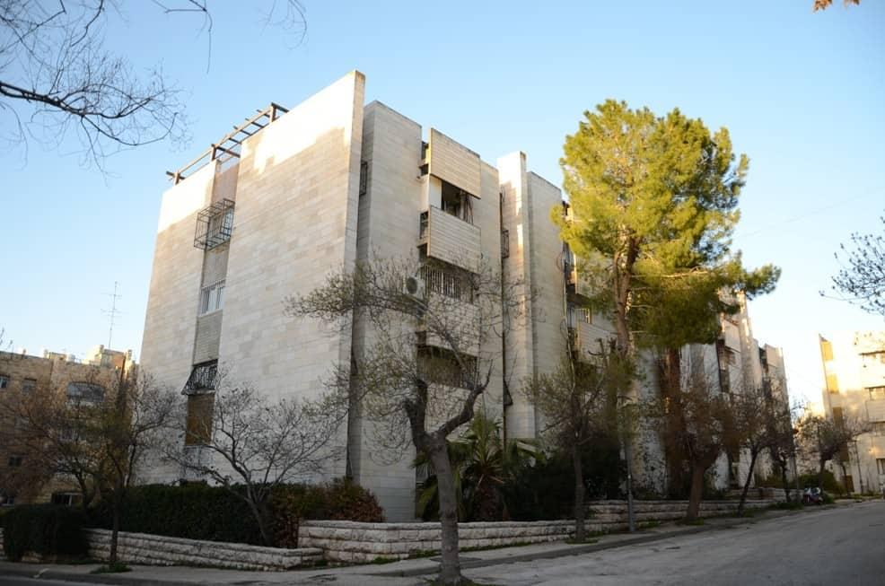 ים סוף 5, ירושלים - לפני יישום פרויקט תמא 38