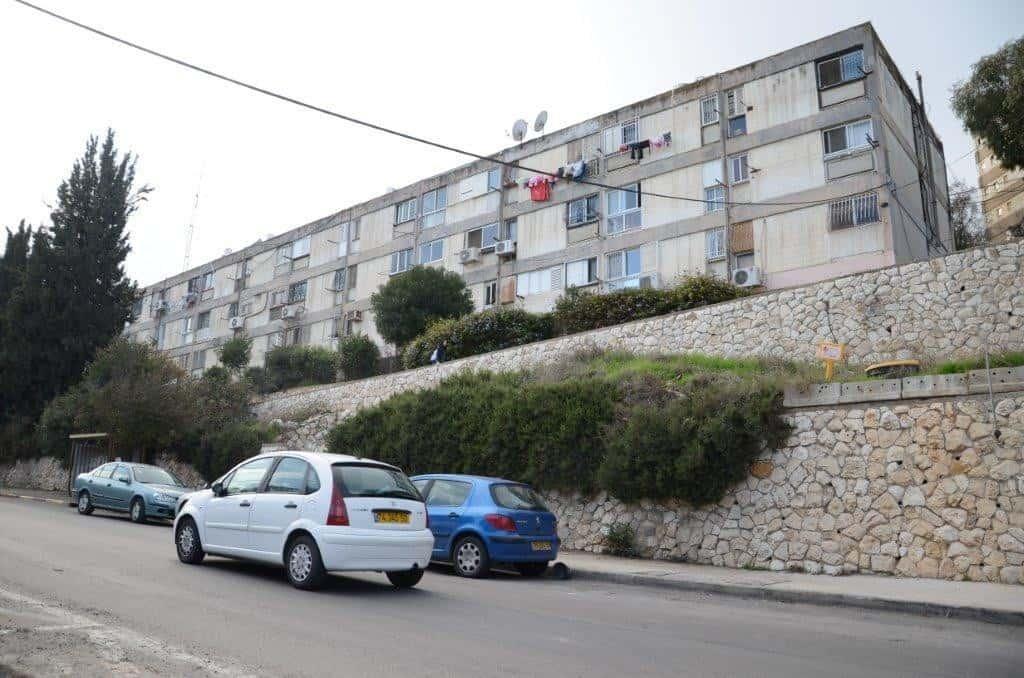 """בוליביה 4, ירושלים - לפני יישום פרויקט תמ""""א 38"""