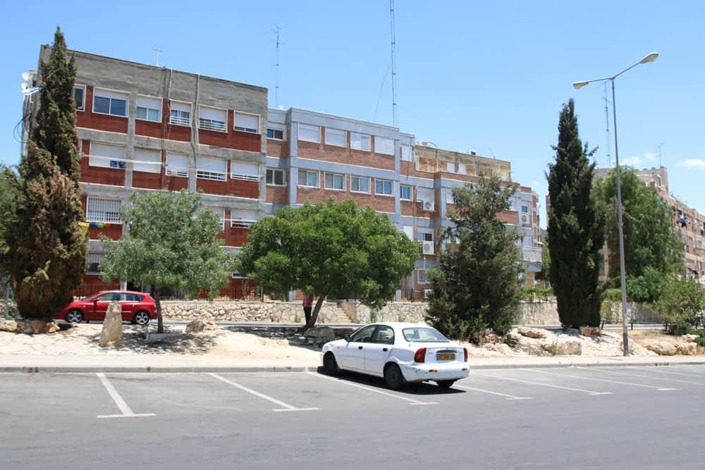 אלמליח 144, ירושלים - מצב קיים