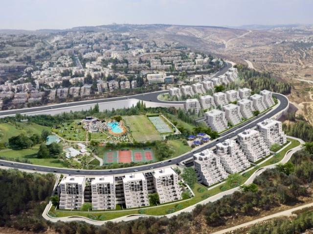 קבוצת רכישה בירושלים - רמות הירוקה