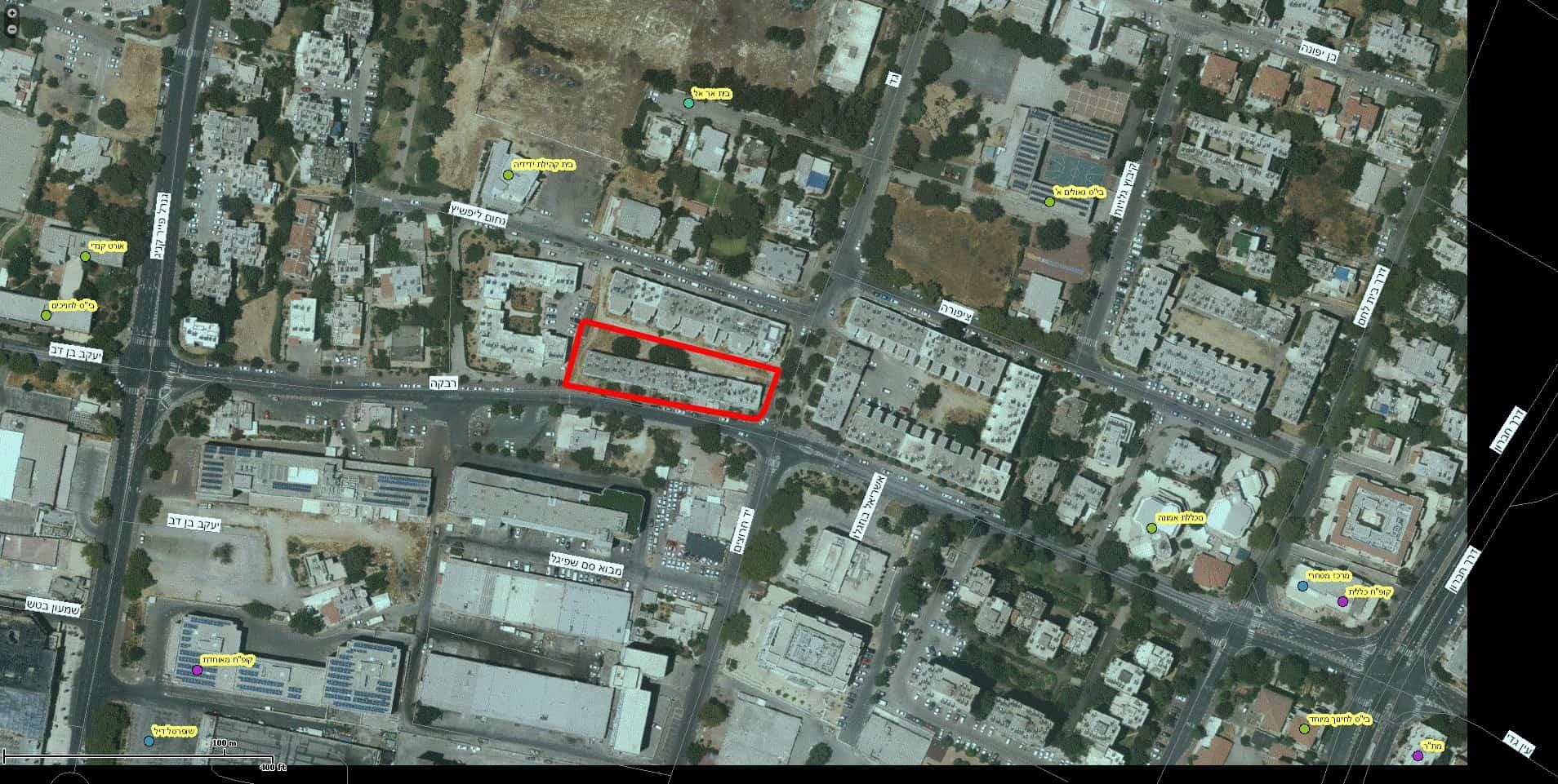 Rivka 22, Jérusalem – SIG