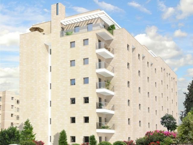 דרך חברון 116, ירושלים - אחרי פרויקט תמא 38
