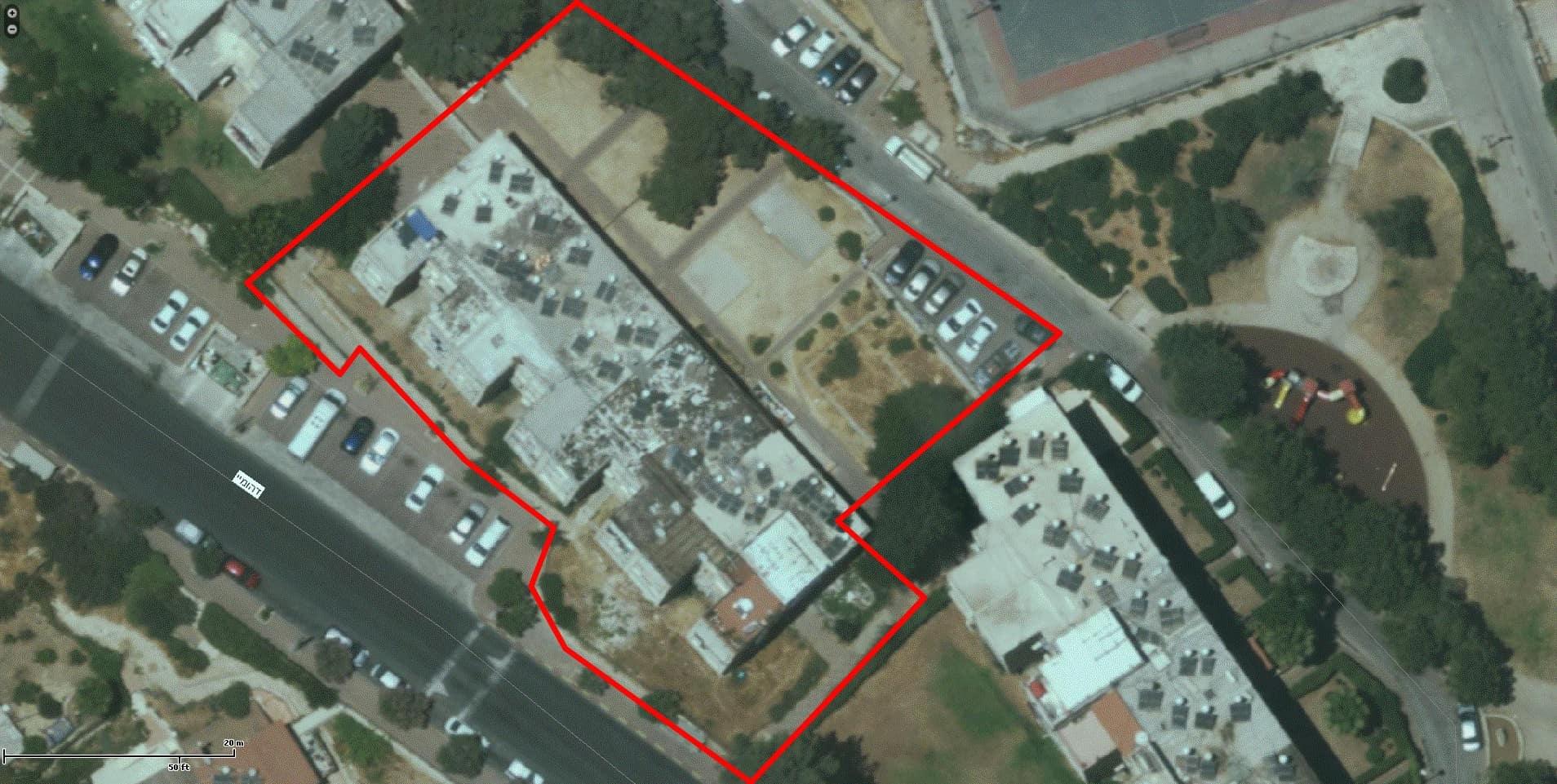 דהומיי 10, ירושלים - GIS