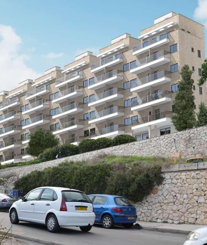 בוליביה 4, ירושלים - הדמיה אחרי יישום פרויקט תמא 38