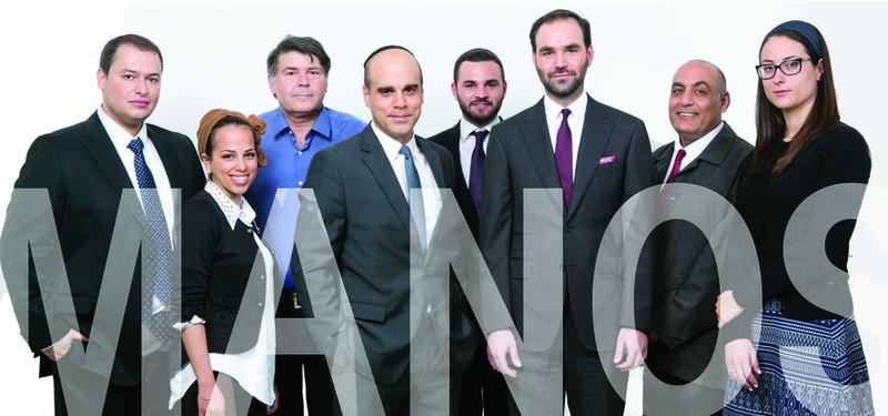 קבוצת מנוס - חברת ניהול פרויקטים