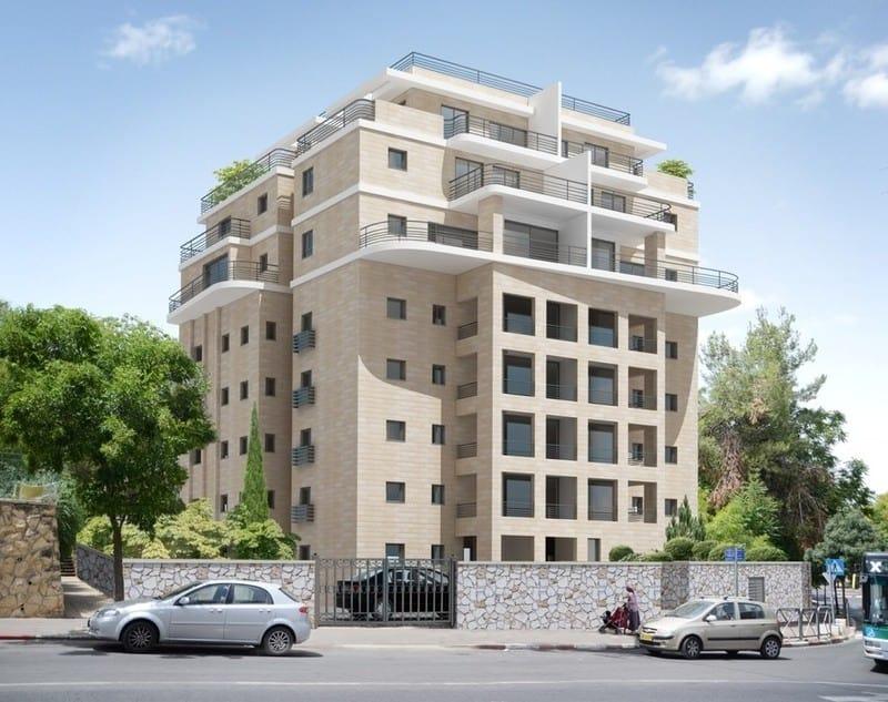 Dehomey 2, Jérusalem - Tama 38 projet
