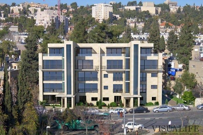 Tama 38 à Jérusalem - Ben Zakai 6