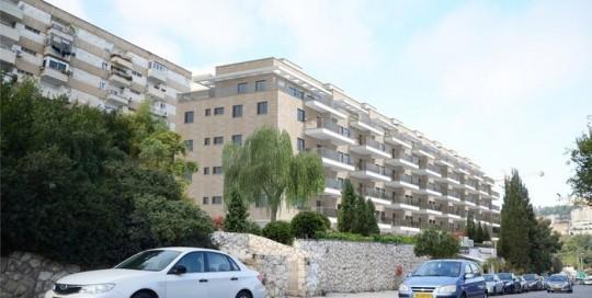 בוליביה 4, ירושלים - פרויקט תמא 38