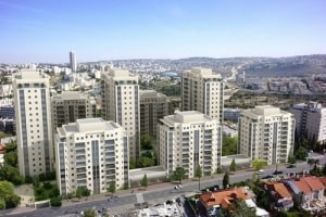 פרויקט פינוי בינוי בירושלים - רחוב אורוגוואי