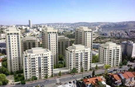 Pinui Binui in Jerusalem - Uruguay, Kiryat Ha'Yovel