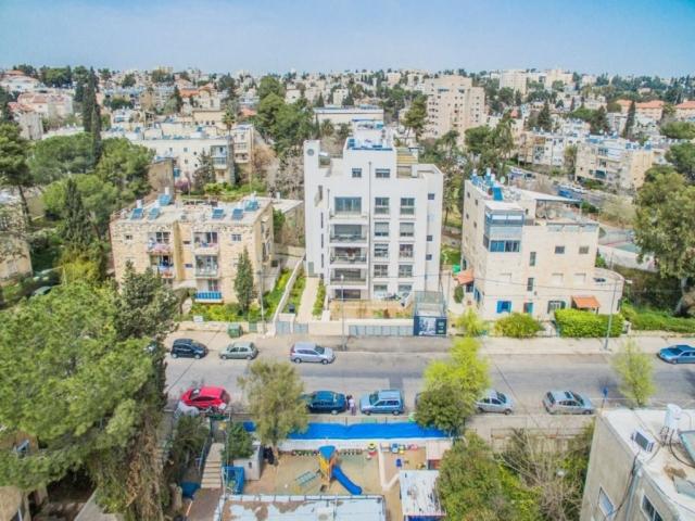 """פרויקט תמ""""א 38 בירושלים, ריש לקיש 5 - לאחר סיום"""
