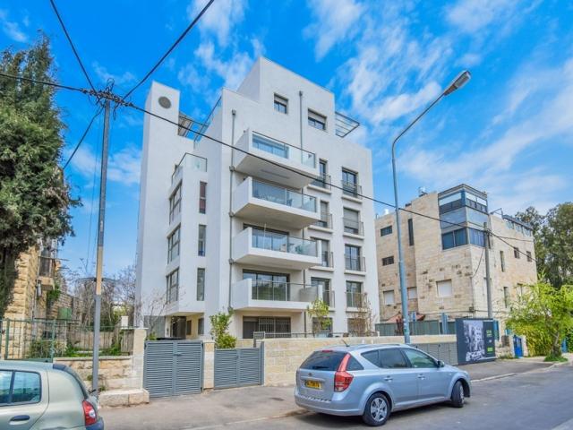 """פרויקט תמ""""א 38 בירושלים, ריש לקיש 5 – לאחר סיום"""