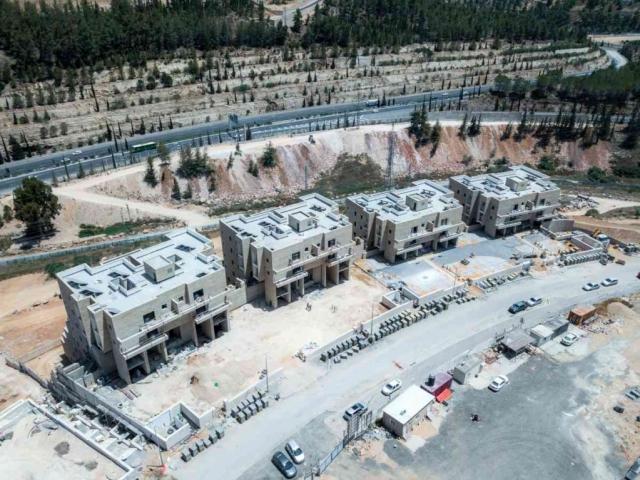 קבוצת רכישה - רמות הירוקה, ירושלים - שלבי עבודה