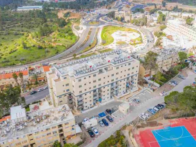 פרויקט תמ״א 38 בירושלים - דהומיי 10- שלב סופי