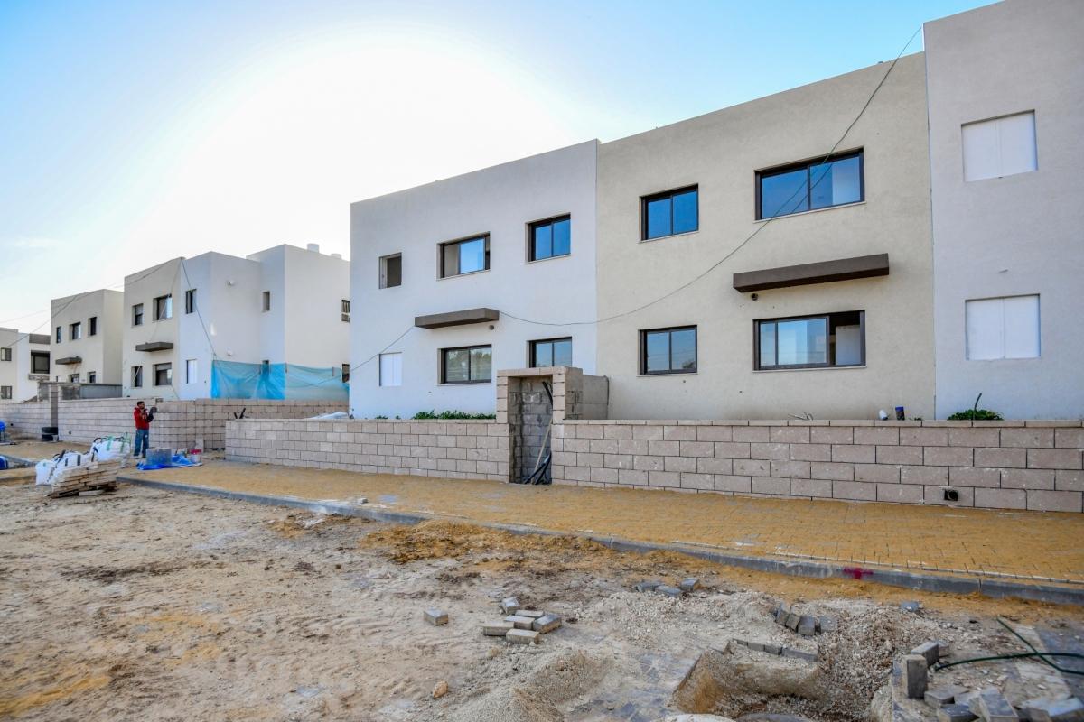 פרויקט אלומה ירוקה -התקדמות בניה