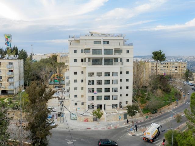 דהומיי 2 - תמ״א 38 בירושלים שלבי בנייה