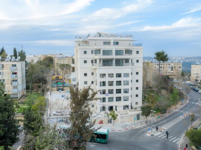 """דהומיי 2  - פרויקט תמ""""א 38 בירושלים - בשלבי בניה"""