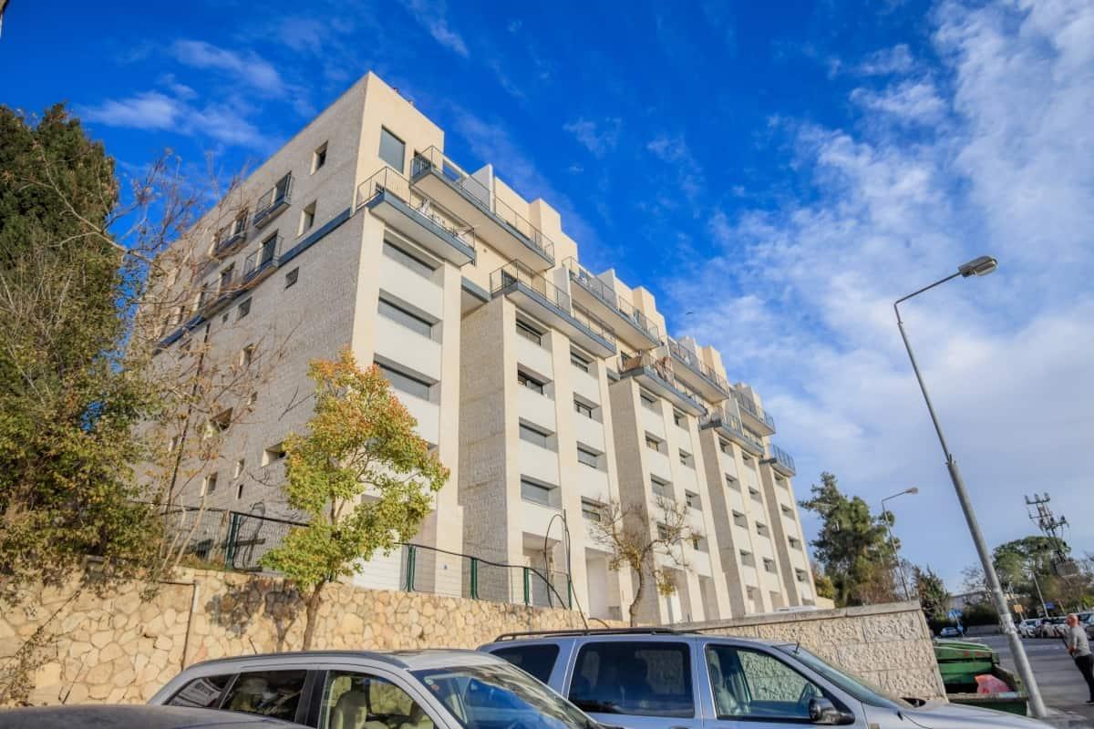 תמא 38 בירושלים - דהומיי 10 -  בשלבי בנייה
